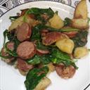Kielbasa Skillet Dinner