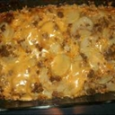 Clean Eating Mexican Beef & Potato Casserole