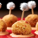 Ritz Crab Balls with Aioli
