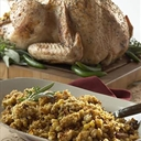Roast Turkey Southwestern with Dressing