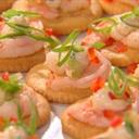 Shrimp on a Ritz