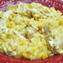 Slow Cooker Cheesy Chicken and Rice