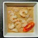 Thai Almond Butter Shrimp (DailyBurn Ignite)