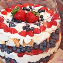 Fourth of July Desserts title=