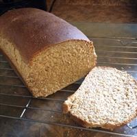 100% Honey Whole Wheat Bread