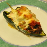 Extraordinary Stuffed Peppers