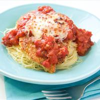 20-Minute Chicken Parmesan