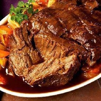 3 Envelope Pot Roast
