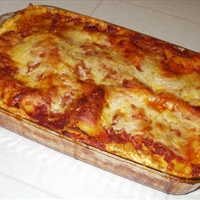 Six Cheese Lasagna