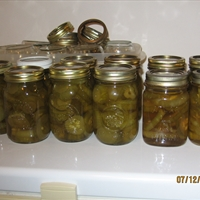 6 Day Pickles