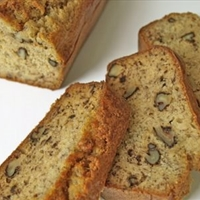 A Favorite Banana Bread