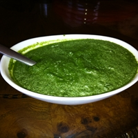 Peruvian Style Aji Verde Sauce