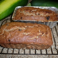 AJs World Famous Zucchini Bread