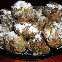 Alberta's Italian Meatballs