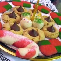 Almond Marzipan BonBons