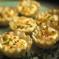 Alouette Crme de Brie Shrimp Cups