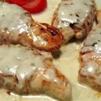 Sour Cream and Bacon Chicken Crock pot