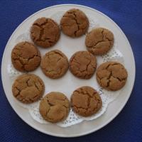Ammonia Cookies