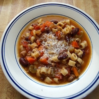 Andy Mac's Slow Cooker Minestrone