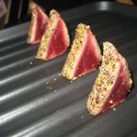 Andy's Sesame Seared Tuna