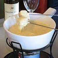 Appetizer - Cheese Fondue