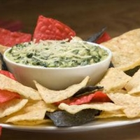 Appetizer - Chunky Asiago Spinach Artichoke Dip
