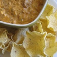 Appetizer - Kimmy's Texas Chili Con Queso