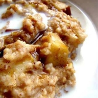 Apple Oatmeal Crock-Pot Breakfast