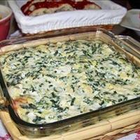 Applebee's Hot Spinach and Artichoke Dip