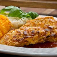 Apricot Almond Chicken Breasts