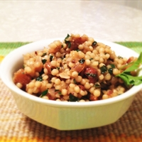 Apricot Couscous