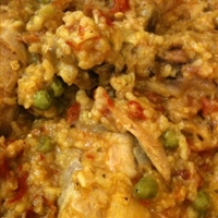 Arroz con Pollo (Spanish Chicken & Rice)