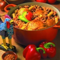 Arroz Con Pollo [Rice with Chicken]