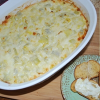 Artichoke Dip Appetizer or Tapenade