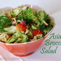 Asian Broccoli Salad