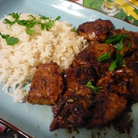 Asian Pork Medallions - (stovetop)