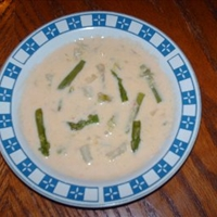 Asparagus Red Potato Soup