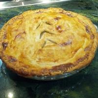 Aunt Sarah's Pie Crust