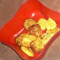 Aussie Hash Browns / Potato Cakes