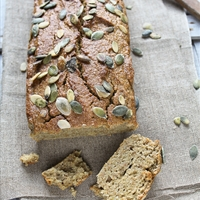 Avocado and Lime (getaway) Bread