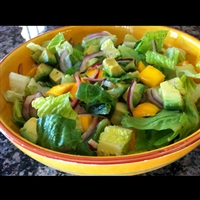 Avocado & Mango Salad
