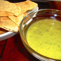 Avocado Salsa like El Pollo Loco