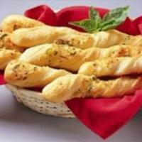 Bacon Cheese Breadsticks
