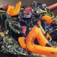 Bacon Kale
