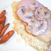 Baked Breast of Chicken Excelsior