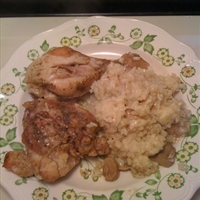 Baked Chicken n' Rice