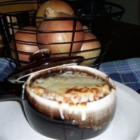 Baked French Onion Soup