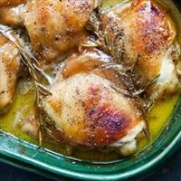 Baked Honey Mustard Chicken (quick)*