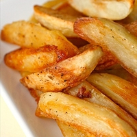 Annie's Eats Baked Oven Fries