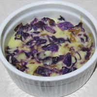 Baked Red Cabbage